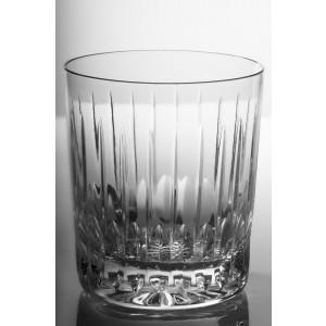 Joyeuse 24% Lead Crystal Whisky Glasses, Set of 6