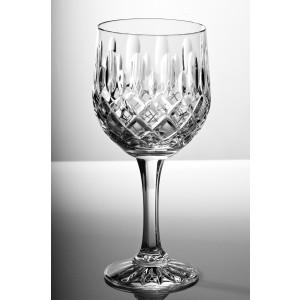 Crucis 24% Lead Crystal Wine Glasses, Set of 6