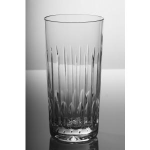 Joyeuse 24% Lead Crystal Highball Glasses, Set of 6