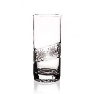 Starlight 24% Lead Crystal Highball Glasses, Set of 6