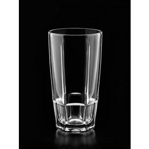 Grace Crystal  Highball Glasses, Set of 6